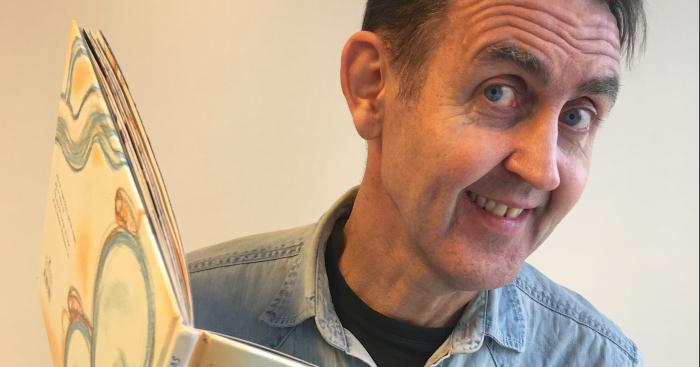 Svein Nyhus er årets Boklek-forfatter
