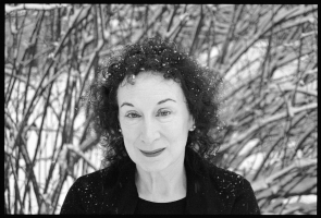 Margaret Atwood til Lillehammer til våren