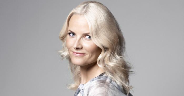 H.K.H. Kronprinsesse Mette-Marit til Lillehammer