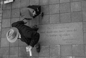 Vandring i norsk litterær kanon