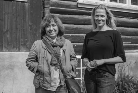 Gratulerer Svetlana Aleksijevitsj!
