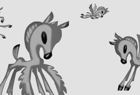 Pegasus programslipp!