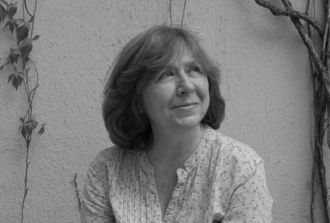 Svetlana Aleksijevitsj til Norsk Litteraturfestival