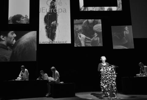 Åpningen av Norsk Litteraturfestival