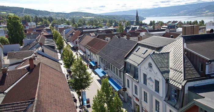 Lillehammer i litteraturen