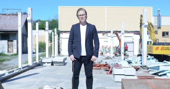 Nicholas Møllerhaug