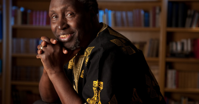 Ngũgĩ wa Thiong'o in conversation with Grace Mutandwa