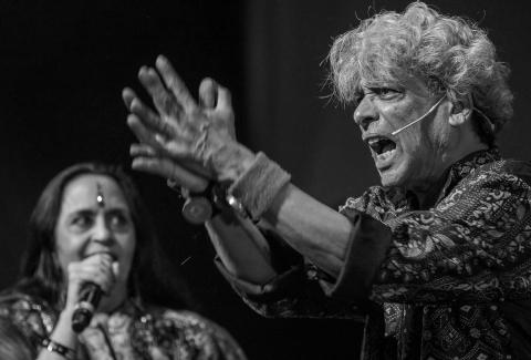 Konsertopplevelse: Trilok Gurtu – Band