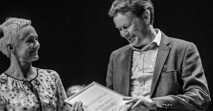 Vinnere av Dobloug-prisen 2017