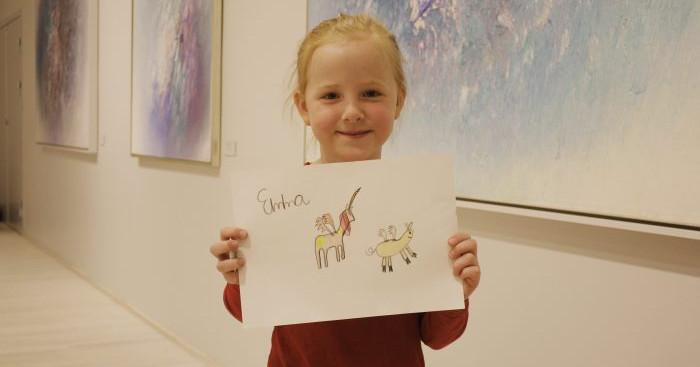 Å tegne sin egen Pegasus
