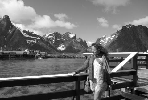 Rebecca på Bjerkebæk