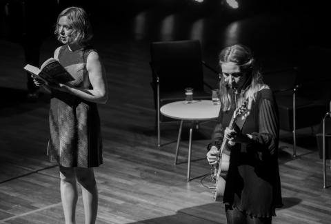 En litterære reise gjennom årets festaften