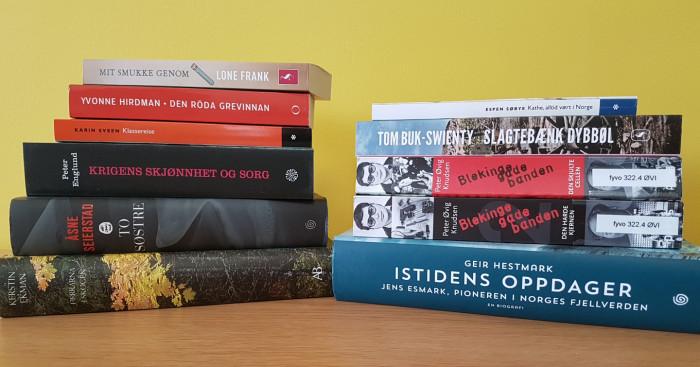 De ti beste skandinaviske sakprosabøkene etter år 2000