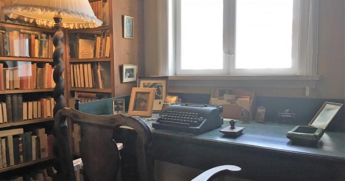 Sigrid Undset – 100 år med Bjerkebæk