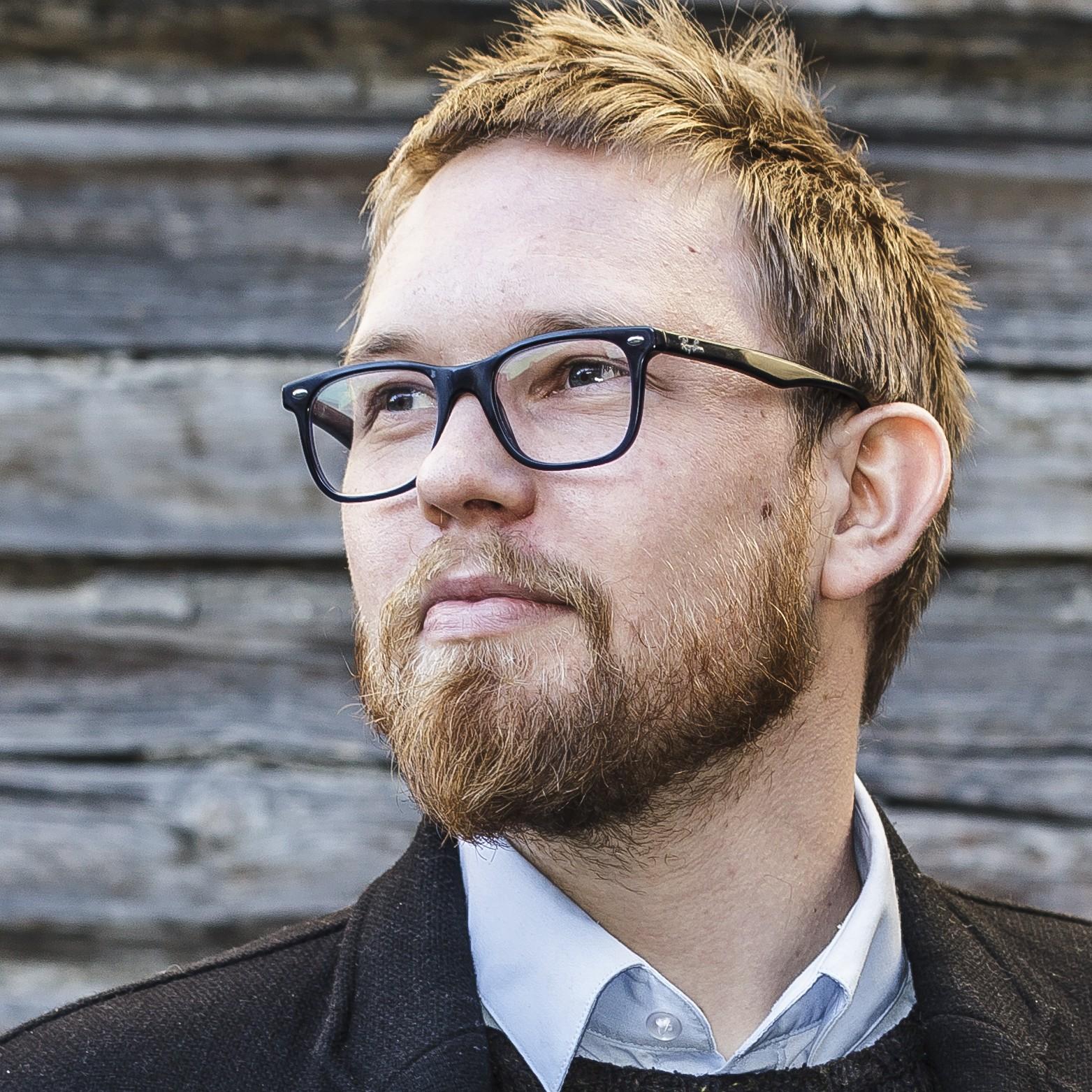 Mathias R. Samuelsen. Foto Øystein Nordås